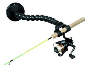 Ice Fishing Pole Holder How To Catch More Fish Tackle
