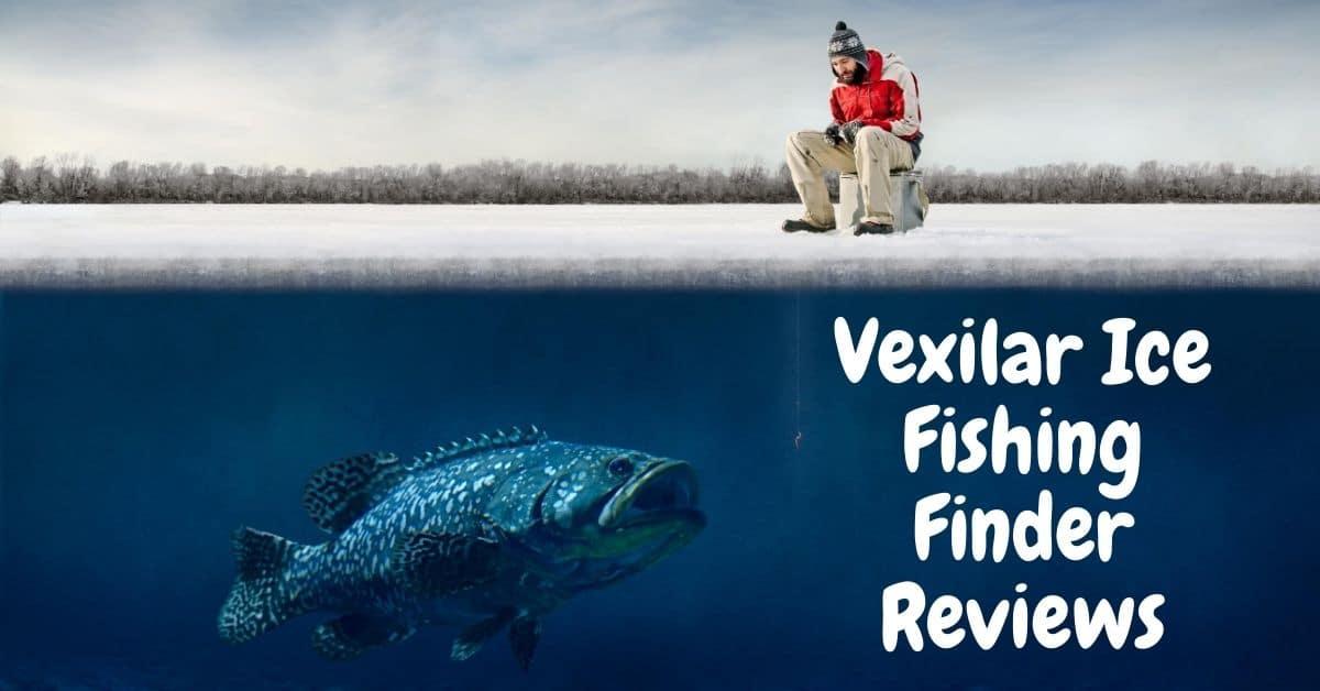 Vexilar Ice Fishing Finder Reviews.