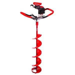 Eskimo Sting Ray 33cc with 8 in. Quantum Ice Auger