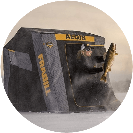 Frabill Ice Shelter Review