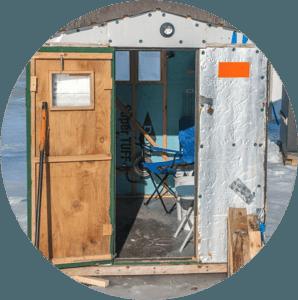 Ice Fishing House Supplies