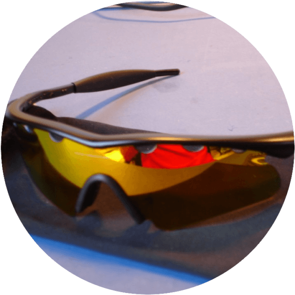 Oakley Polarized Fishing Sunglasses