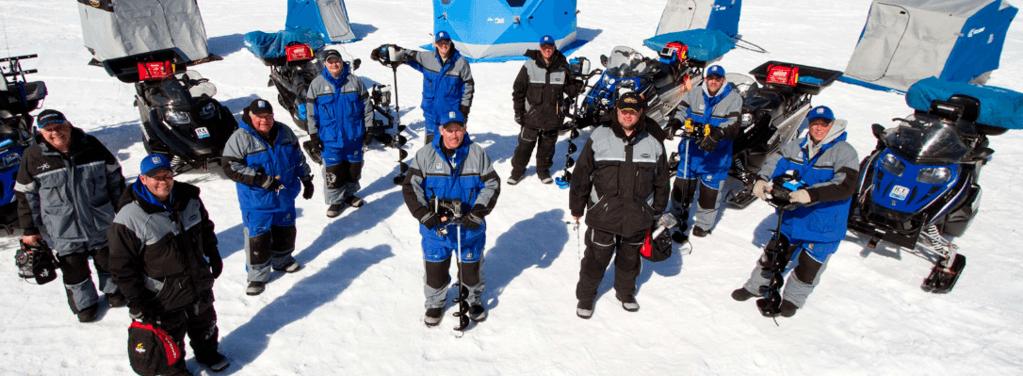 Clam Ice Team