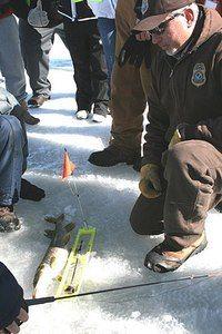Northern Pike Ice Fishing Tips