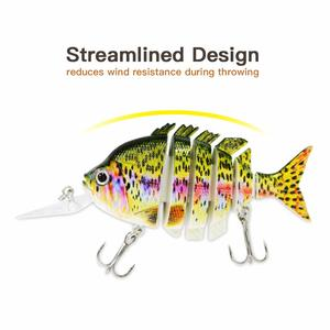 Topwater Fishing Lures Design