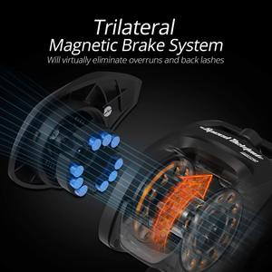 Trilateral Magnetic Brake System