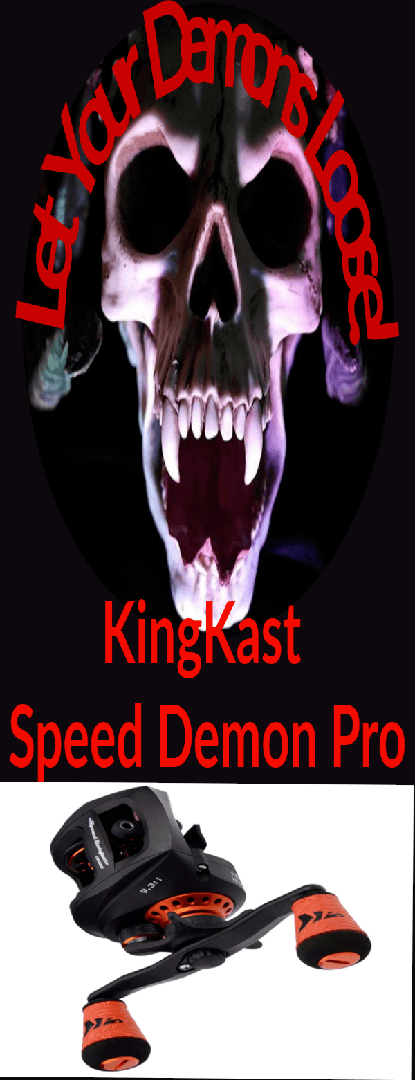 KastKing Speed Demon Pro