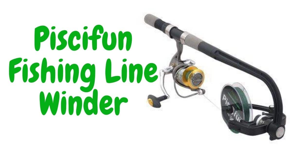 Piscifun Fishing Line Winder