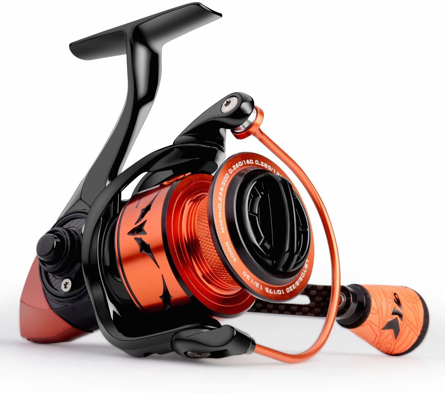 Kastking speed demon pro spinning reel