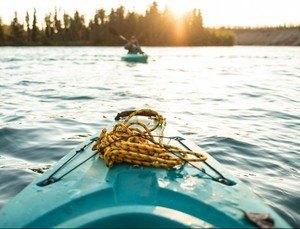 Kayak Fishing For Crappie