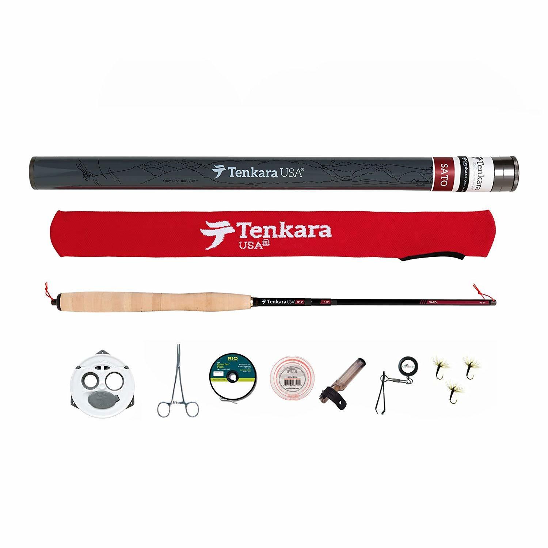 Tenkara Sato Fly Rod