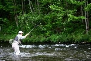 What is Tenkara Fly Fishing