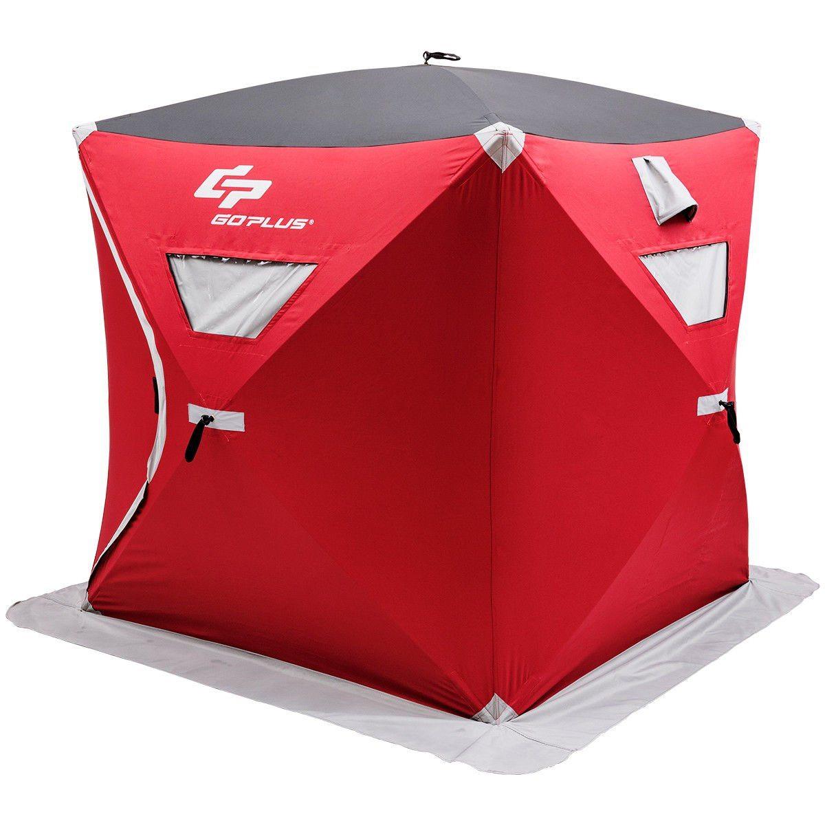 Goplus Portable Ice Shelter