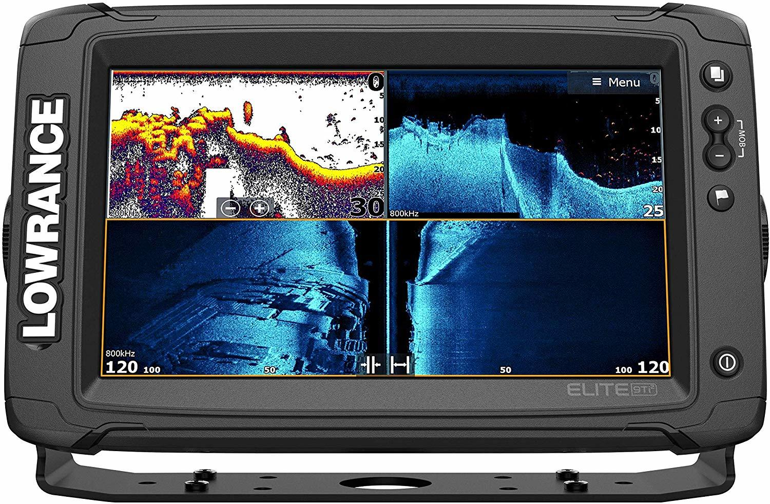 Lowrance Elite 9 Ti2 fish finder